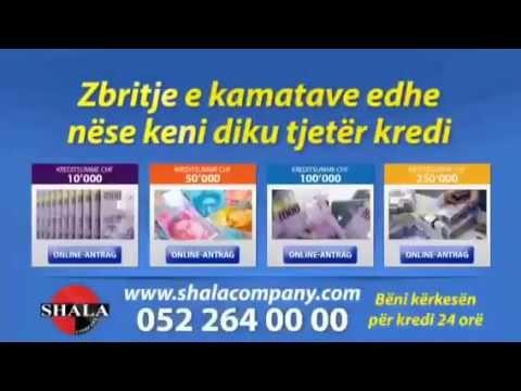 shala Group kredit,Darlehen