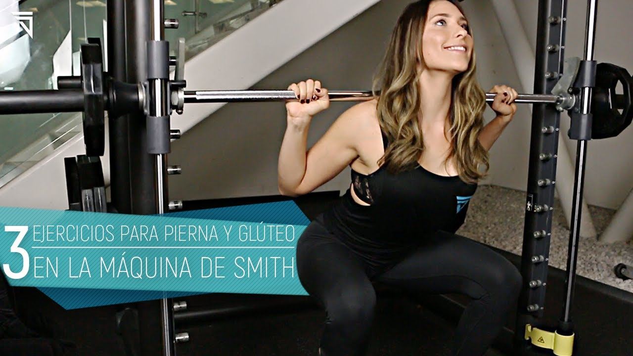 nombres de ejercicios para piernas y gluteos