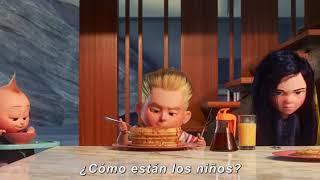los increíbles 2 de disney•pixar tráiler