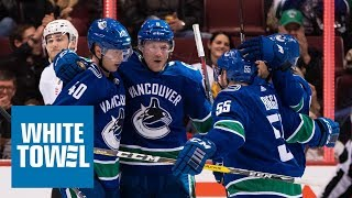 The bar is set low for the Canucks next season | White Towel | The Province