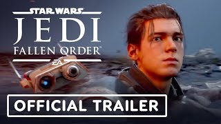 Star Wars Jedi: Fallen Order Official Gameplay Trailer - E3 2019