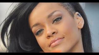 RIHANNA HAIR - A Trick To Get The Look Without Shaving Your Head Thumbnail