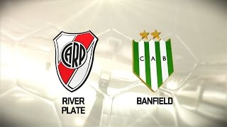 River Plate vs CA Banfield full match