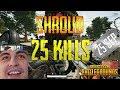 Shroud | 25 Kills | PUBG