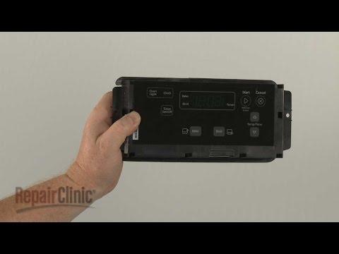 Oven Control Board - Whirlpool Gas Range