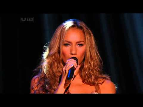 Leona Lewis - Stop Crying Your Heart Out - X Factor Final - 13th Dec 2009