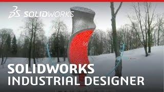 First Look: SOLIDWORKS Industrial Designer - SOLIDWORKS