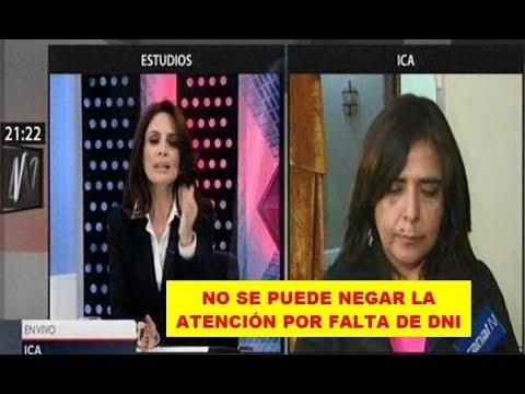 Entrevista  Ana Jara: Mi madre murió por negligencia en REBAGLIATI, querían que firme pagaré