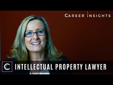 Intellectual Property Lawyer & Partner - Career Insights (Careers In Law)
