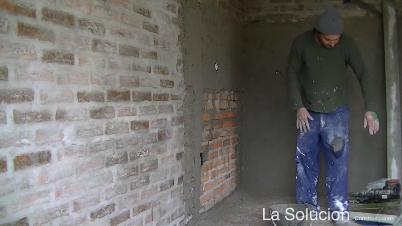 Como alicatar una pared reformas en casa alicatar una - Alicatar sobre alicatado ...