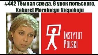 #442 Тёмная среда. 8 урок польского. Kabaret Moralnego Niepokoju