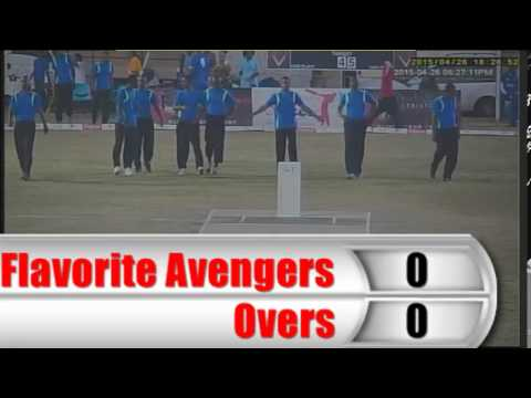Strictly FX Super 7's - Spring boys VS Avengers