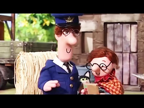 Postman Pat | Pat the Secret Superhero | Postman Pat Full Episodes | Kids Cartoon | Videos For Kids