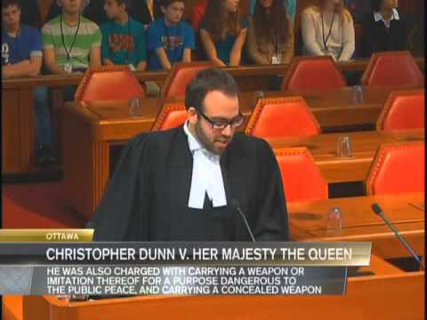 Air Guns @ Supreme Court of Canada: Christopher Dunn v. Her Majesty the Queen