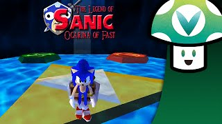 Repeat youtube video [Vinesauce] Vinny - The Legend of Sanic: Ocarina of Fast