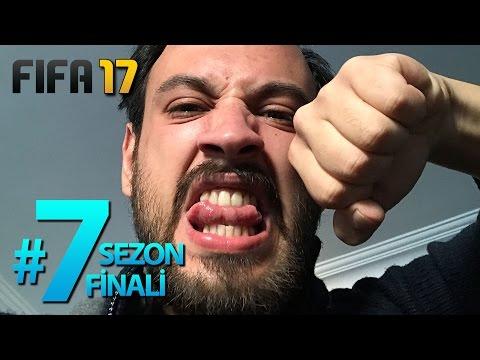 FIFA 17 Yeni Kariyer #7: EFSANE SEZON FİNALİ!!!