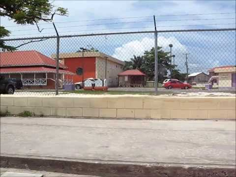 15 minute Belize City taxi ride