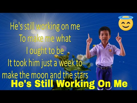 he's-still-working-on-me-||-kids-songs-||-sunday-school-song