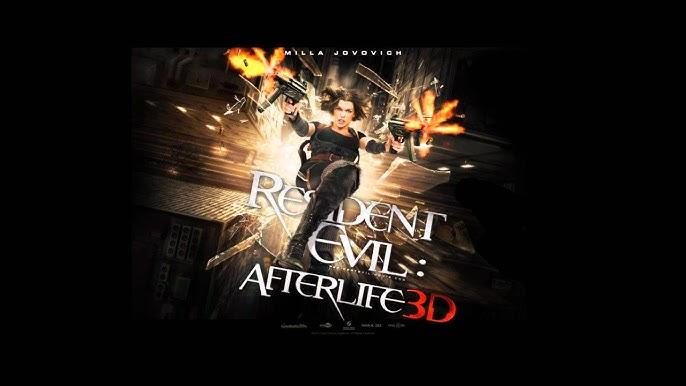 Resident Evil Afterlife Suite Soundtrack Youtube
