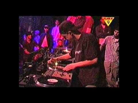 Turntablized '98 Amsterdam:  DJ Kypski