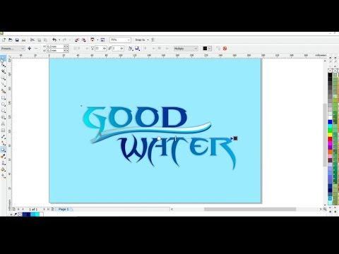 Cara Membuat Banner Menggunakan Corel Draw X4 - desain ...