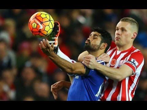 Stoke City vs Chelsea 18/3/17 highlights