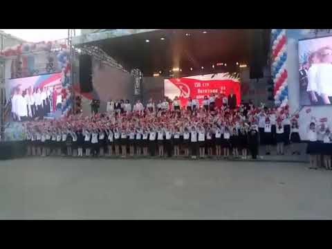 День Победы в Невинномысске
