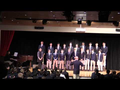 "Eaglebrook School Chorus ""Sing Noel"""