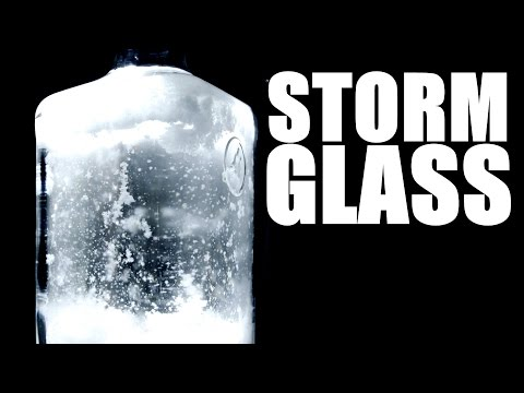 How To Make A Storm Glass - NEW VERSION