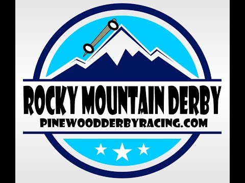 Rocky Mountain Derby Dog Dayz Pinewood Derby Race August 19th 2017