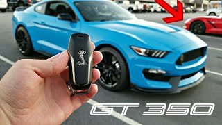 Mustang Shelby GT350 Review | From a Corvette owner...