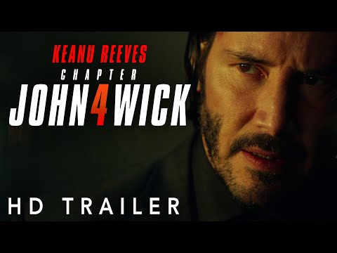 Download John Wick Chapter 4 Trailer 2022 | #1 HD Concept  | Keanu Reeves, Donnie Yen | May 2022 | Lionsgate