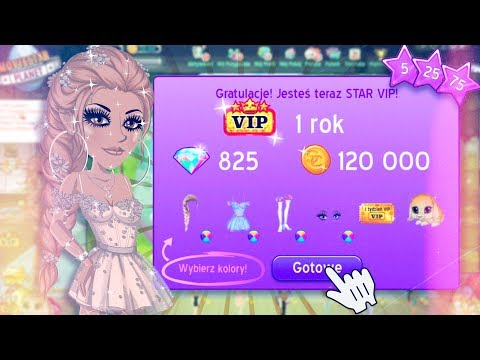 1 YEAR STAR VIP!! ❥ Noob To VIP Transformation On Polish MSP