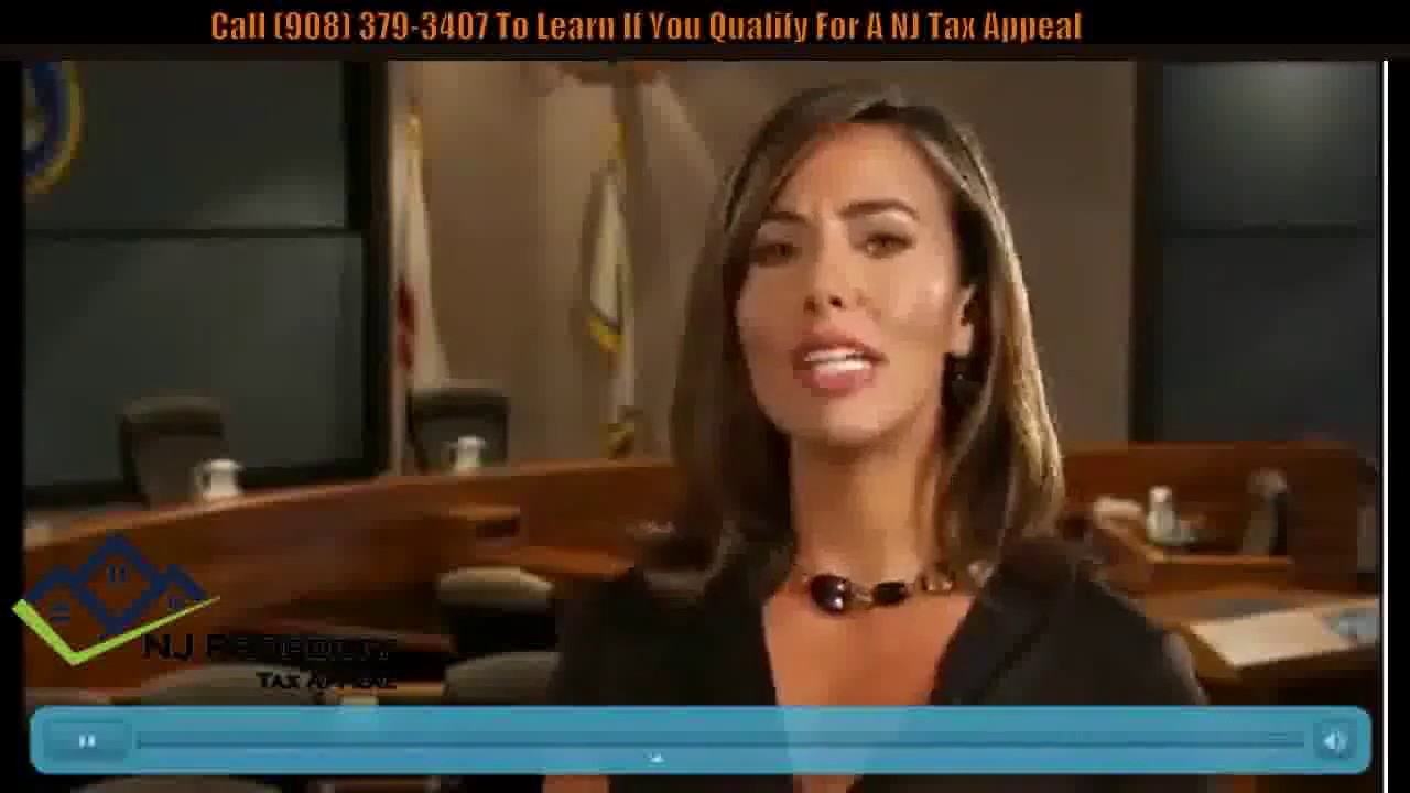 nj property tax appeal form - YouTube