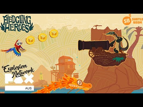 Fledgling Heroes Preview   PAX AUS 2018