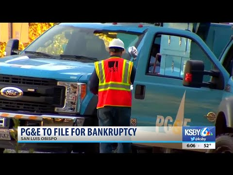Here's What PG&E's Likely Bankruptcy Filing Could Mean For SLO County