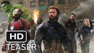 AVENGERS 4  Annihilation   Teaser Trailer 2019 Chris Evans, Tom Holland Movie NEW Concept Edit F M