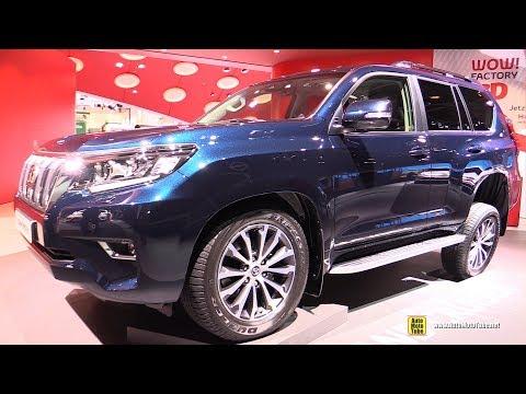 2018 Toyota Land Cruiser - Exterior and Interior Walkaround - Debut at 2017 Frankfurt Auto Show