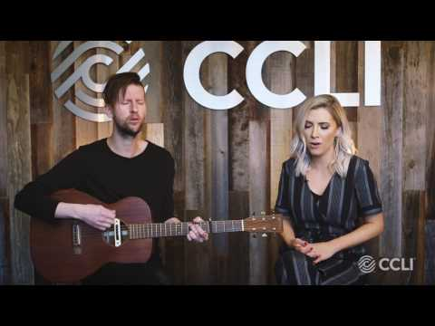 Acoustics @CCLI: Bryan & Katie Torwalt – God With Us / Holy Spirit