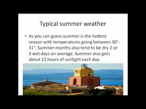 homework - Mediterranean Climate