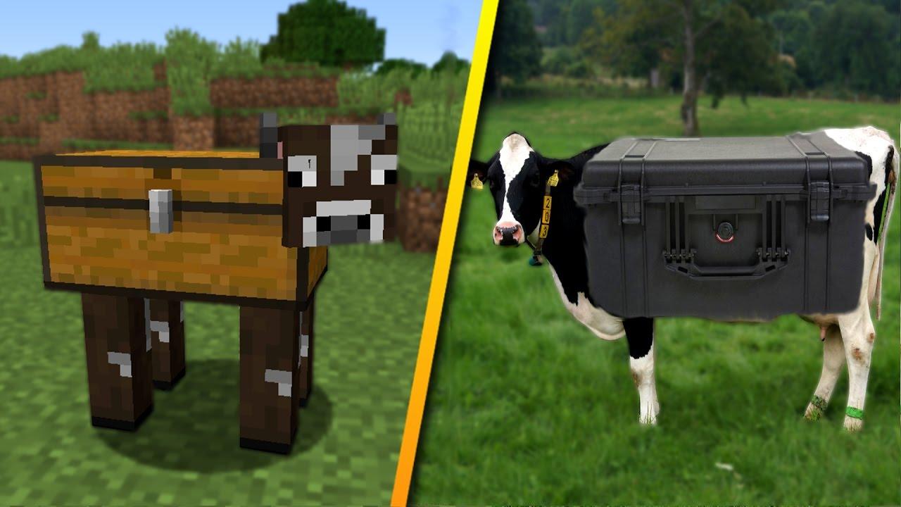 Minecraft cow finder mod