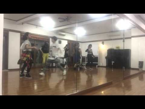 「How Bad Do You Want It/Sevyn Streeter」PART2 入門(beginner)コロールダンスレッスン2016,1月 /Coroll's Dance Lesson