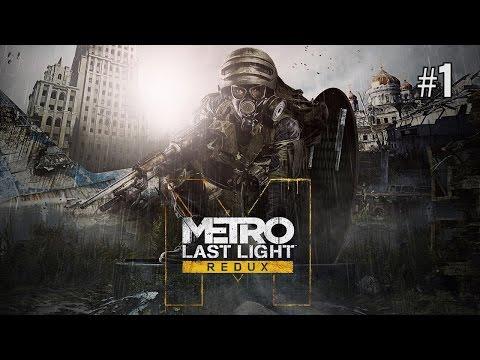Twitch Livestream | Metro Last Light Redux Part 1 [Xbox One]