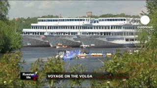 Voyage au fil de La Volga