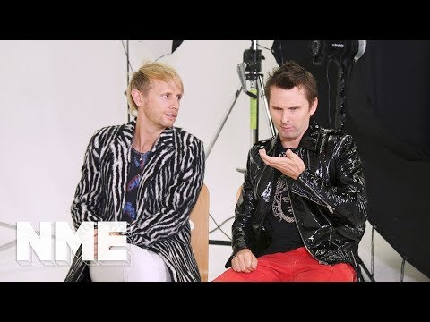 NME meets Muse: weird noises, 'Stranger Things' and the 'Simulation Theory' tour Mp3