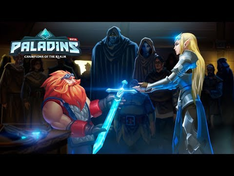 """Paladins - Lore Cinematic - """"A Realm Divided"""""""