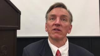Rep. Gosar on Washington & the Trump Candidacy