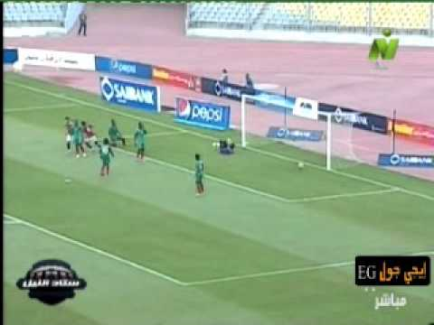 نتيجة واهداف مباراة مصر 2-1 مالاوي || مباراة ودية