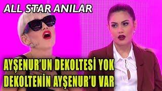 Gambar cover Ayşenur Balcı'nın Dekoltesi Çıldırttı!