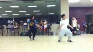 """""""krispy"""" Choreo By Gina Hong And David Lee (cadc & Offspring)"""